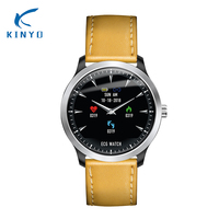 Intelligent wristwatch waterproof Heart Rate smart watch ECG Bluetooth smartwatches women best surprise gifts for family friends