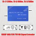 1200m 1080P 720P Full HD AHD CVI TVI Coax Signal Extender Amplifier 75-3 500m 75-5 800m 75-7 1200m HDCVI HDTVI Coaxial Cable