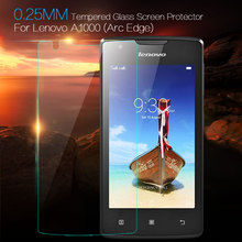 for Lenovo A 1000 Tempered Glass 0 25mm LCD Tempered Glass Screen Protector for Lenovo A1000