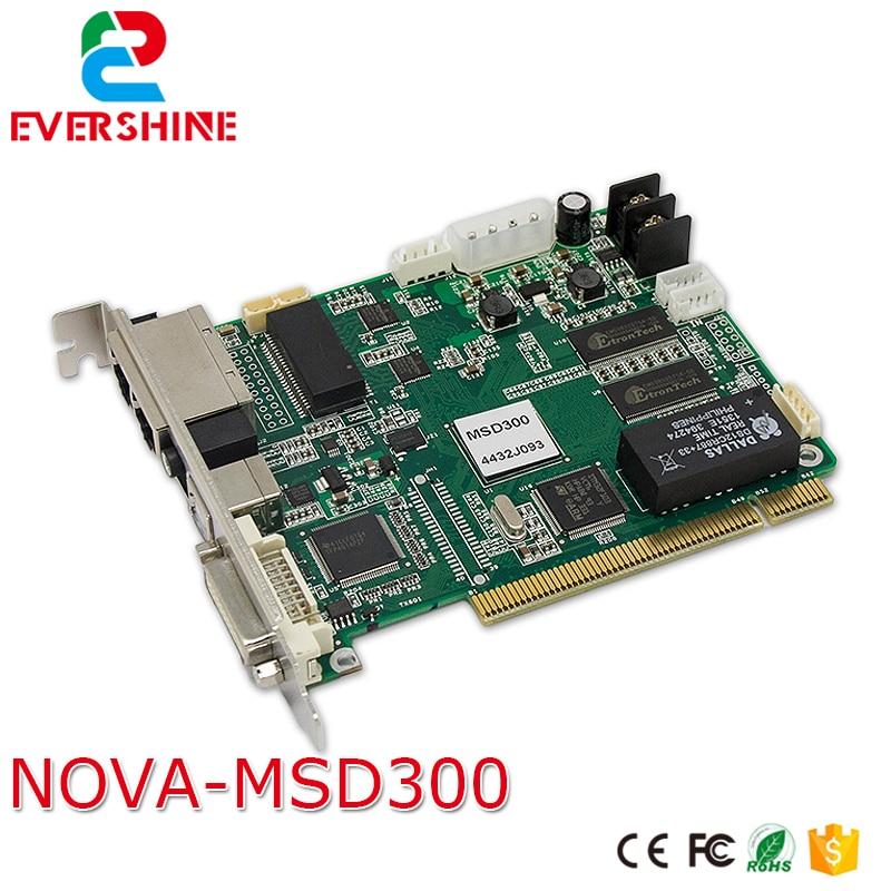 Nova M3 MSD300 LED zaslon za slanje kartice, pun kolor LED video - LED Rasvjeta