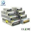 LED трансформатор источника питания AC/DC 110 В-240 В до 5 В 12 В 24 В 1A/2A/3A/5A/8A/10A/12A/15A/20A/25/30A переключения Для Светодиодные Полосы Света