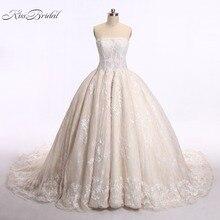 kissbridal Ball Gown Wedding Dresses Sleeveless