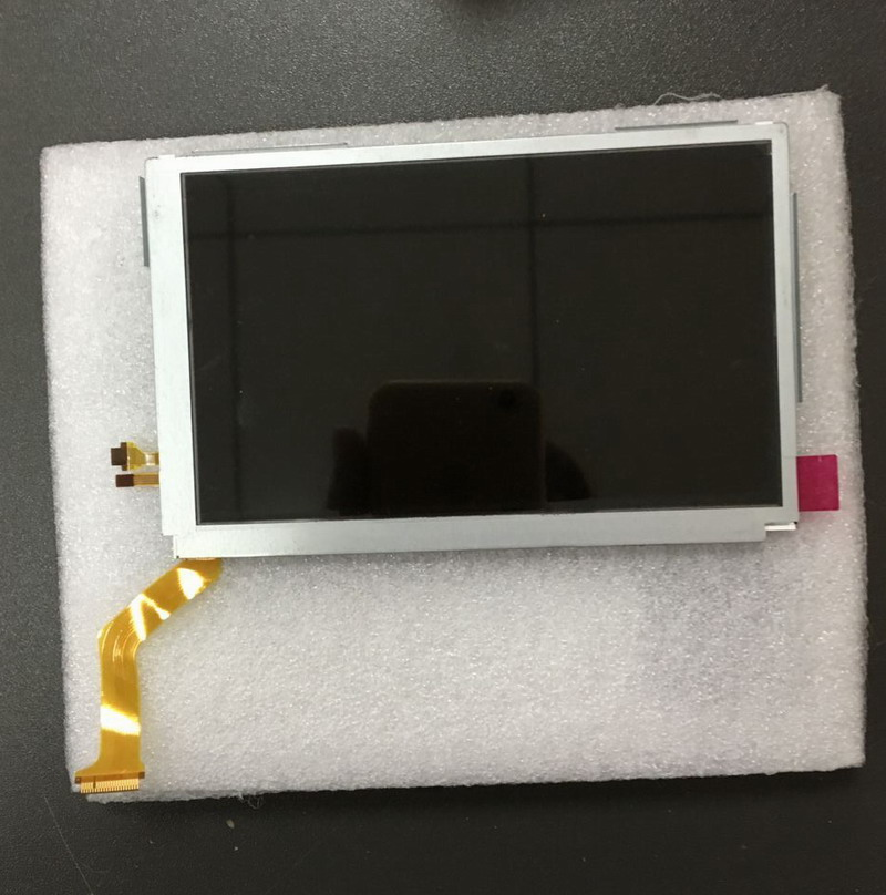 90 New Lcd screen for New 3dsxl new 3dsll new 3ds xl upper top lcd display