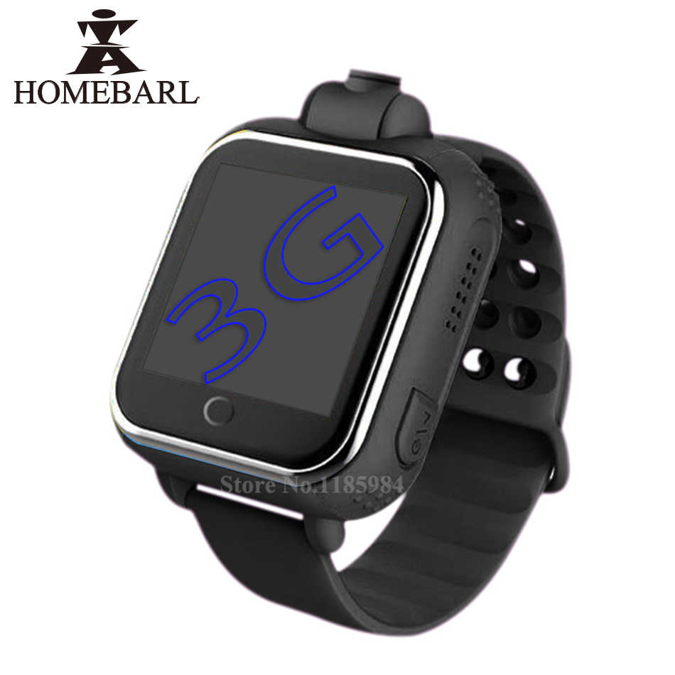 HOMEBARL Q730 3G Network Kids Smart Watch Phone Wifi GPS Positioning Tracking HD Camera SOS Button For Android IOS PK 4G Watches