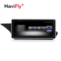 NaviFly 10.25 inch HD 3G+32G Android 7.1 car multimedia gps for Mercedes Benz E Class sedan W212 2009 2015 LHD WIFI BT SWC