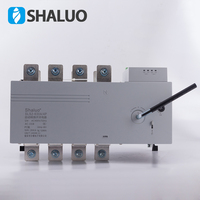 ATS 630A 4P 400V Dual Power Automatic Transfer Switch SLS2 630A Universal Switch Generator Spare Part Circuit Breaker