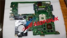 Original stock For ASUS N76V Laptop Motherboard N76V MAINBOARD 100% work perfectly