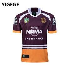 ac96def3798 2018 brisbane broncos home JERSEY NRL National Rugby League rugby shirt  Brisbane Broncos rugby Jerseys shirts