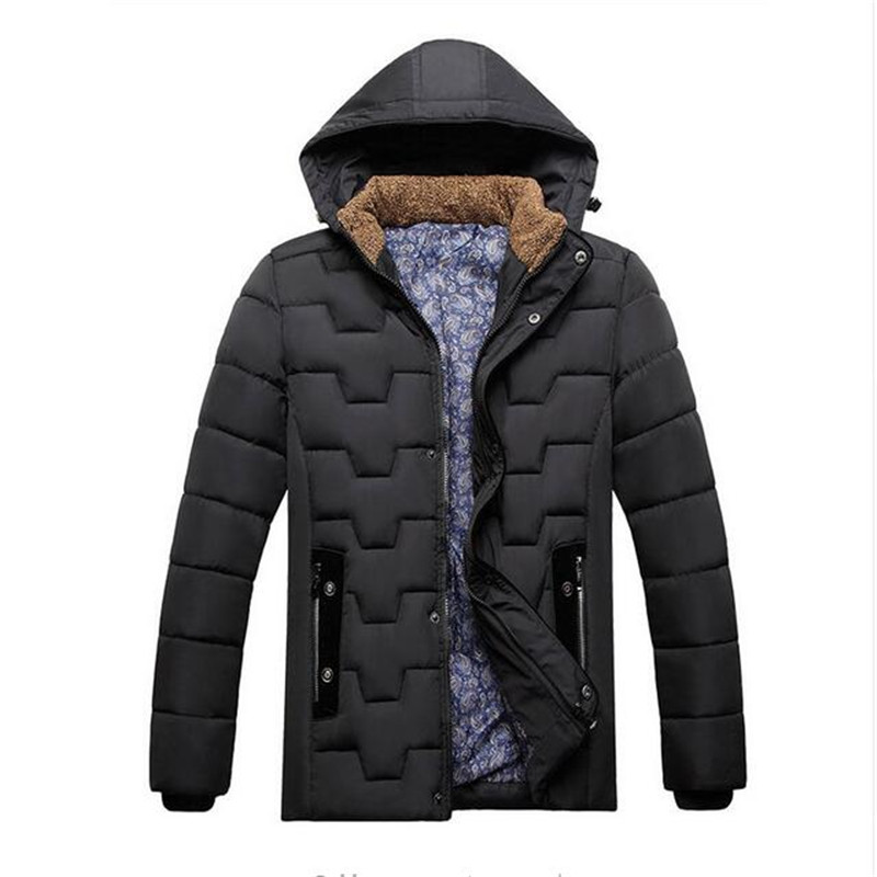 Free Shipping New 2017 Thick Warm Loose Style Mens Winter Coats Cold Proof Outside Male Clothes Men Brand Clothing Hot Sale free shipping winter parkas men jacket new 2017 thick warm loose brand original male plus size m 5xl coats 80hfx