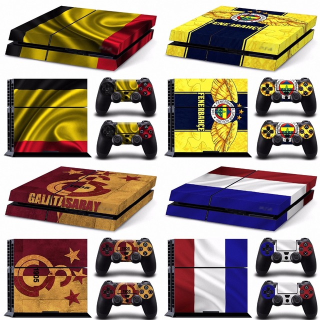 Retro Juegos Para Ps4 Classic Skin Anime Ps4 Wrap Decal Cover For