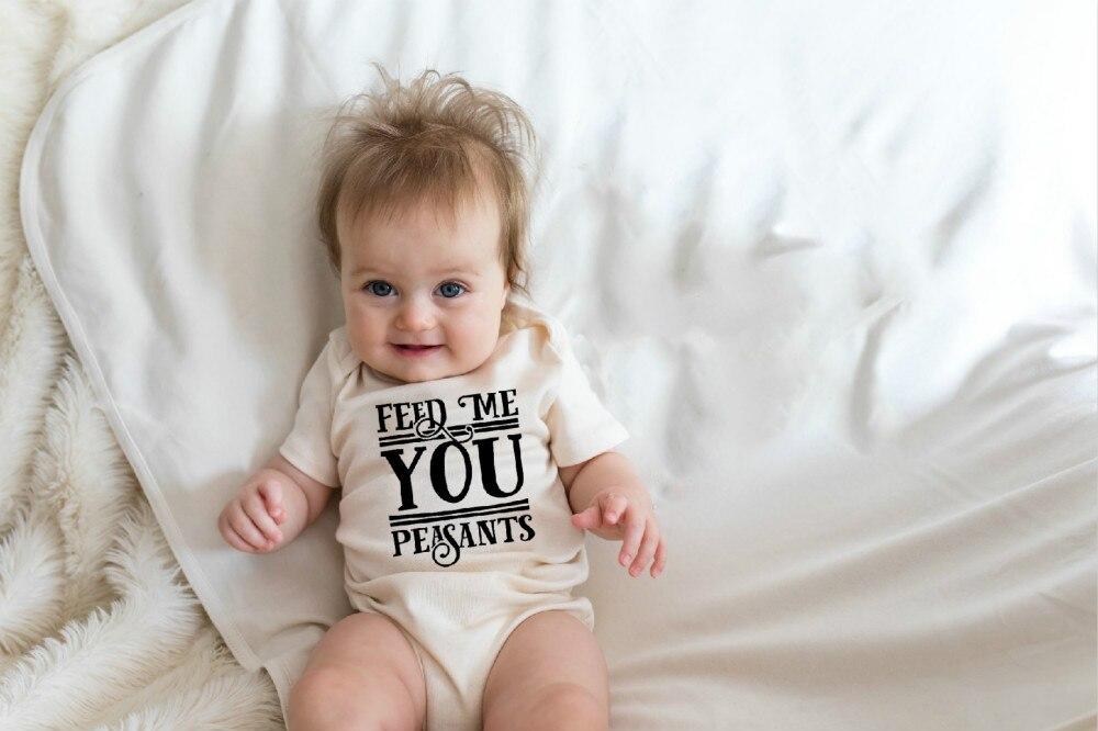 Newest  Baby Bodysuits Kids Short Sleeve Funny Onesie Summer Infant Cute Jumpsuit Boys Girls Roupas De Bebe Baby Clothes