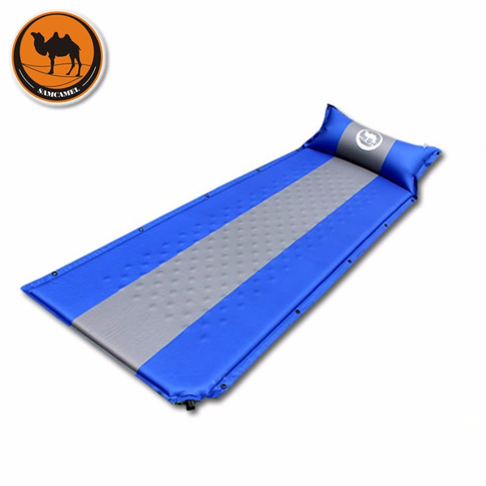 desert camel high class self inflating outdoor camping mat mattress