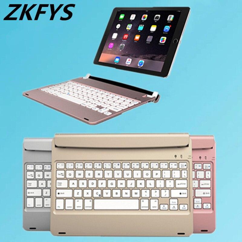 Fold Wireless Bluetooth Keyboard Case For iPad Air 2 Pro 9 .7 Flip 1 Stand Keypad 2018 9.7 inch