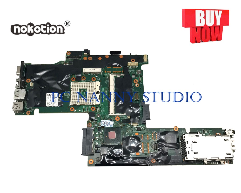 PANANNY 63Y1583 P75Y5683 for Lenovo ThinkPad T410 Laptop Motherboard Mainboard QM57 DDR3 tested
