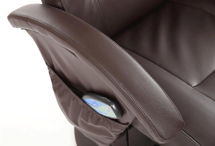 Sillón de masaje ajustable de cuerpo completo Sillón TV eléctrica - Mueble - foto 2
