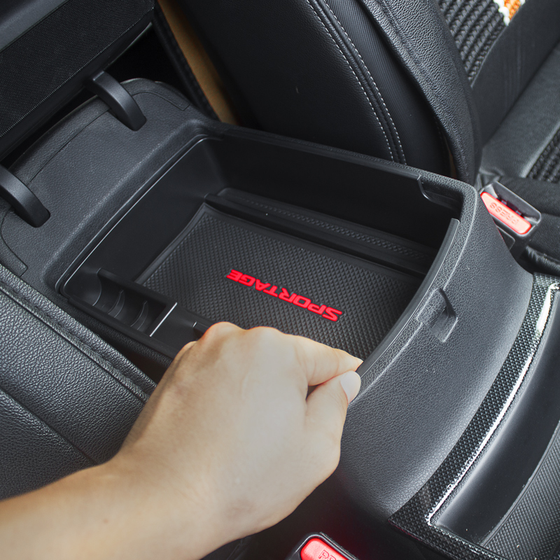 2017 Kia Sportage Transmission: Aliexpress.com : Buy Car Armrest Box Central Storage Tray