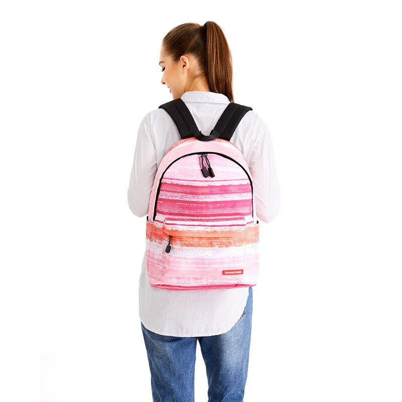 d1b53659f97b ᗜ LjഃМодные рюкзаки для девочек-подростков Печати Рюкзак Женщины ...