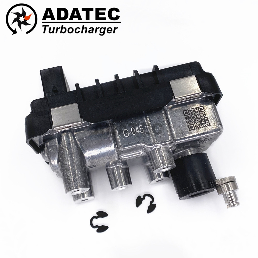 Turbo electronic actuator G-045 G045 G-45 wastegate 763797 6NW009543 for Ssang Yong Korando C200 127 Kw - 173 HP D20DTF 2010-Turbo electronic actuator G-045 G045 G-45 wastegate 763797 6NW009543 for Ssang Yong Korando C200 127 Kw - 173 HP D20DTF 2010-