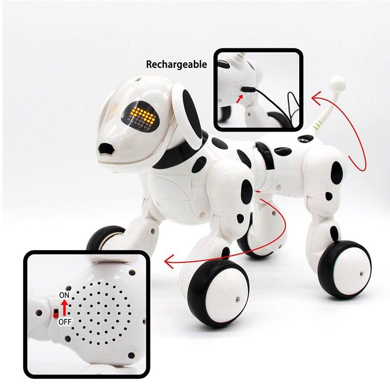 Remoto Cão Eletrônico Dança Pet Música Educacional