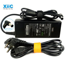 XiiC 19.5 V 4.7A AC Power Charger Laptop Adapter for Sony VAIO PCG VGP VGN VGA VPC LCD TV Series 90W 6.5*4.4mm With Power Cable(China)