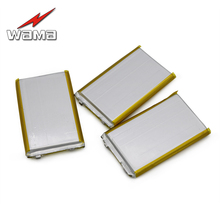 10x WAMA 606090 4000mAh 3.7V Rechargeable Li-ion Polymer Batteries for MP4 Digital Products Tablet Power Bank Replacement цена