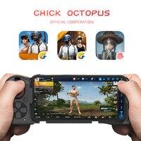 Беспроводной Bluetooth Mocute 058 геймпад игровой контроллер для телефона Android PUBG игры Телескопический джойстик