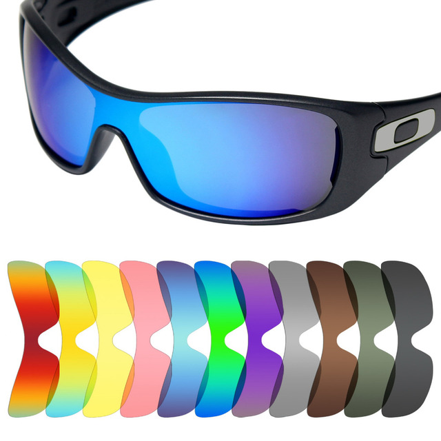 Mryok anti Scratch polarizado Objetivos para Oakley ANTIX Gafas de ...