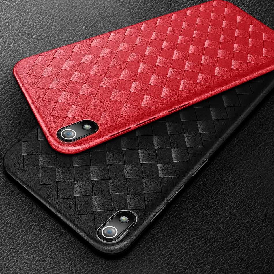 Супер мягкий чехол для телефона из ТПУ для Xiaomi Redmi 7A, Тонкий силиконовый чехол для задней панели Xiaomi Redmi 7A Redmi7A, защитный чехол
