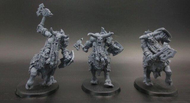 Chaos Dwarf Bull Centaur Renders