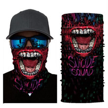 Biker Bandanas (5 pcs/lot) AC215-AC231 Outdoor Hat Cycling Turban Head Scarf Sports Face Mask