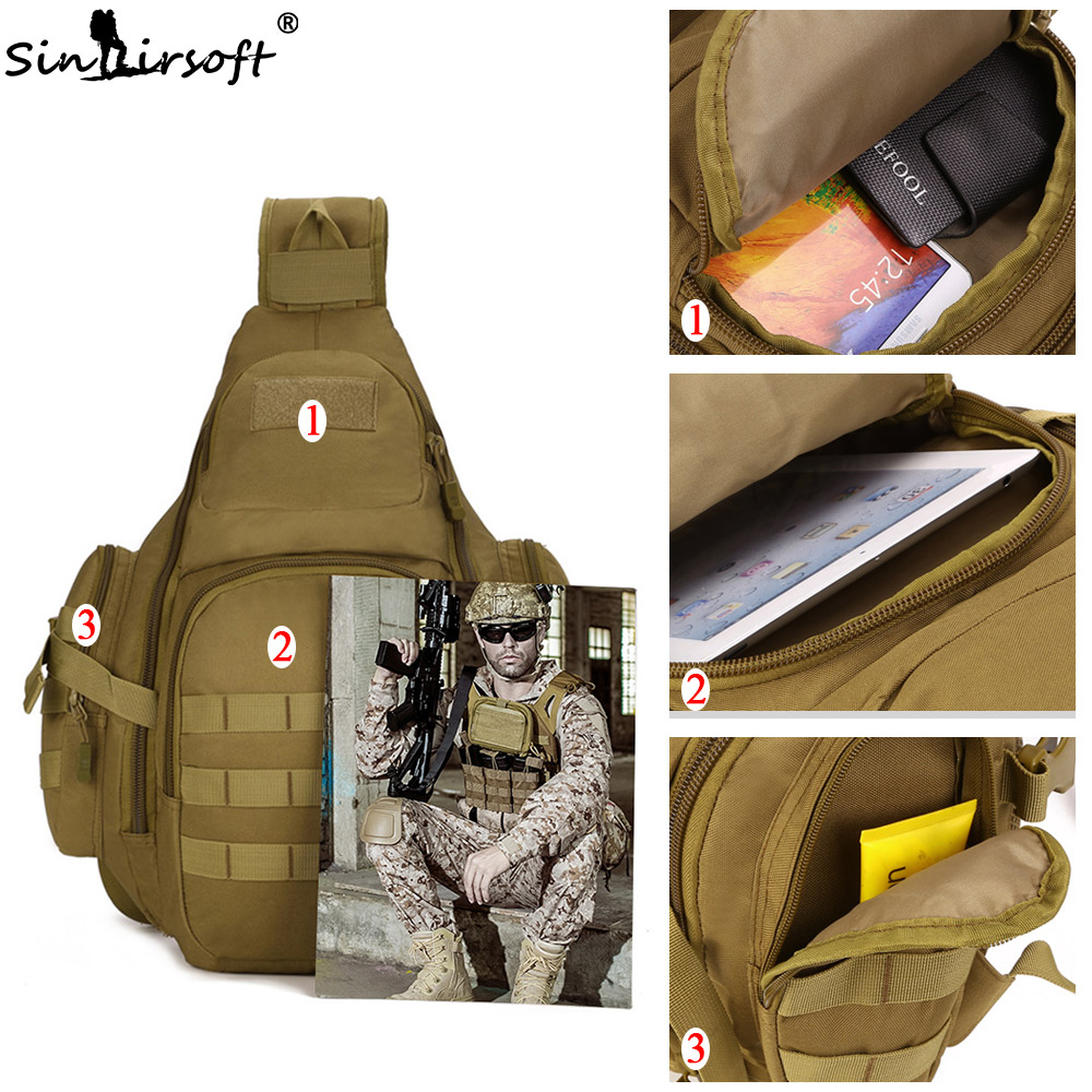 Borse Sling Stop118 Molle