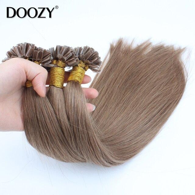 Aliexpress Buy Doozy 7a U Tip Hair Extension 100 Brazilian