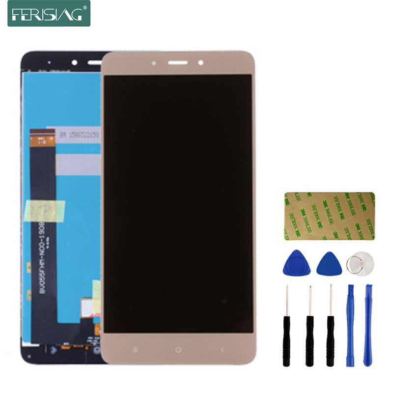 Original For Xiaomi Redmi Note 4 Lcd Screen Display Touch Screen Digitizer Assembly Replacement Parts Note4 4X Pro MTK Helio X20