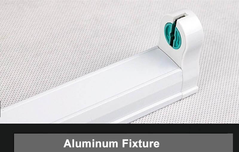 600 мм 900 мм 1200 мм 1500 мм T8 висит Led флуоресцентные Однотрубная светильники светодиодные лампы держатель T8 бесплатная доставка