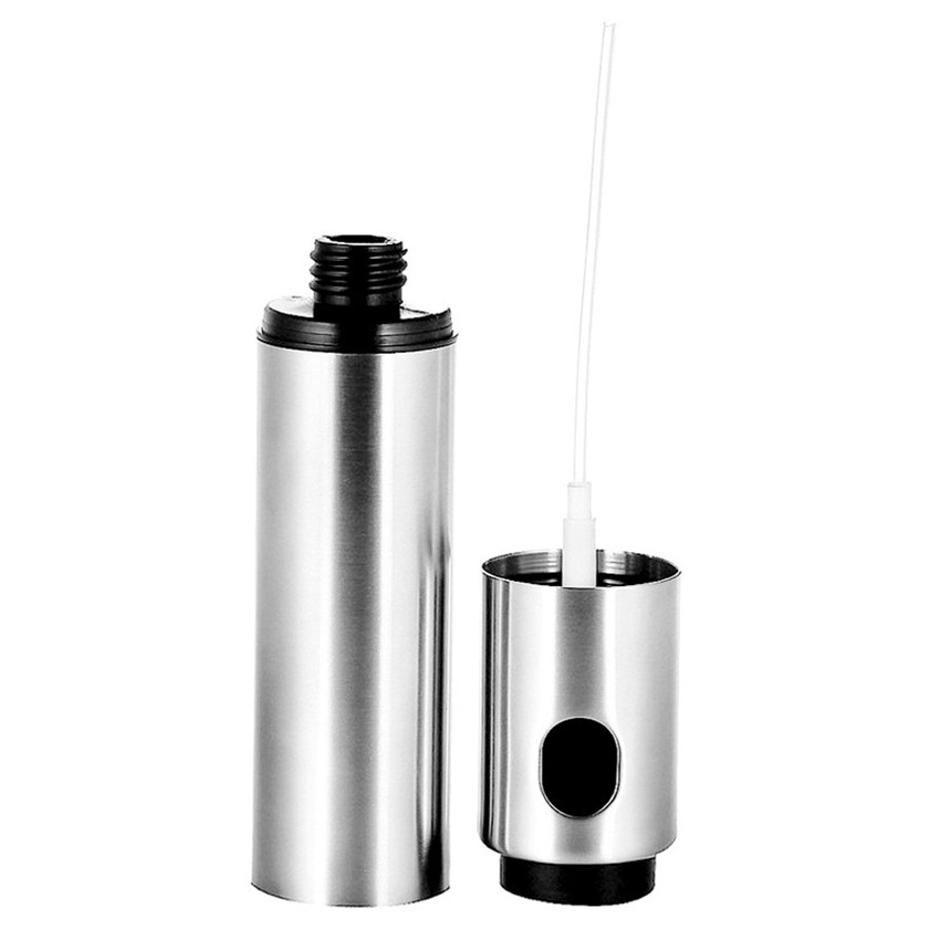 Stainless Steel Spray Pump BBQ Cooking Tools Spice Container Olive Pump Spray Bottle Spraying Bottle Olive Oil Vinegar Sprayer in Other Herb Spice Tools from Home Garden