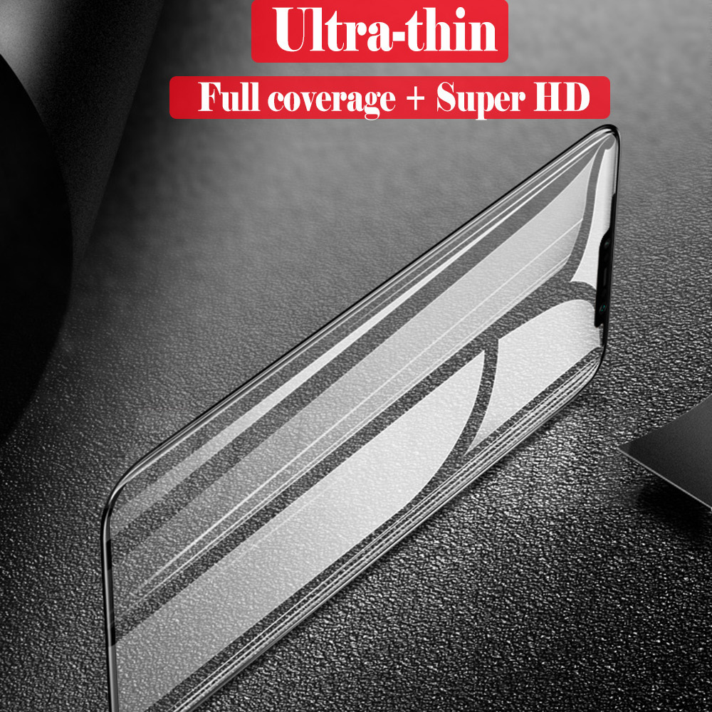 Glass For Pocophone F1 Tempered Full Cover 9h Premium Screen Xiaomi Product