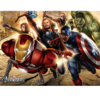 5d Diy Diamond Painting Animal The Avengers Full Diamond Embroidery Painting Diamond Painting KIT For Children