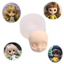 Cartoon Q Cute XIAOBU face mold tools Modeling Colored Clay Plasticine Tool Mold Toys