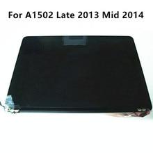 99% Nouveau Véritable Assemblée LCD pour Apple Macbook Pro Retina 13 «A1502 Fin 2013 À Mi 2014 EMC 2678 2875 ME864 ME865 MGX72 MGX92