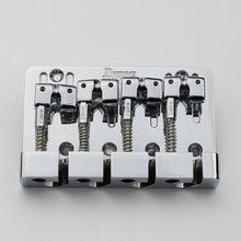 Высокое качество 4 Строка IB электрический бас Исправлена мост после висит строка Chrome