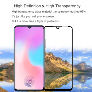 Image 5 - 2PCS 100% Original Full Cover Screen Protector Tempered Glass For VIVO X21S 9H Protective Glass Case For X21S V1814A V1814T Film