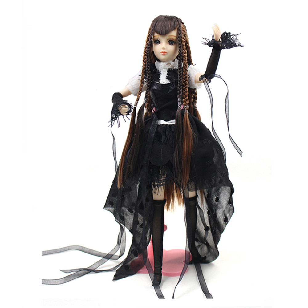 ICY Free shipping BLYTH bjd neo Fortune days fashion cool doll Xiaojing JOINT body brown hair dress box shoes stand toy gift