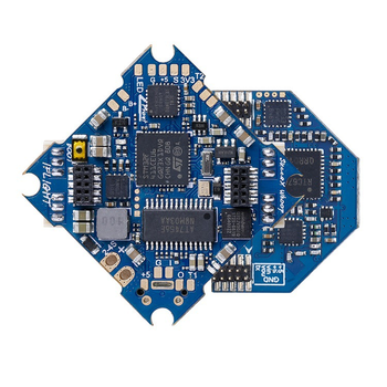 IFlight SucceX F4 Whoop Flight Controller 2-4S 12A AIO Board Mirco VTX 5.8G 25/100/200mW Transmitter Flytower for RC Drone FPV