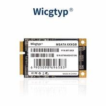 Wicgtyp mSATA SSD SATA3 III 6GB/S SATA II 512GB HD SSD Solid State Drive Disk All Signal PCFor Think