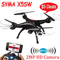 Сыма X5SW X5SW-1 2.4 Г 6-осевой Гироскоп 2.4 Г 4CH В Реальном времени Изображения Вернуться RC FPV Мультикоптер drone WI-FI с HD Камеры