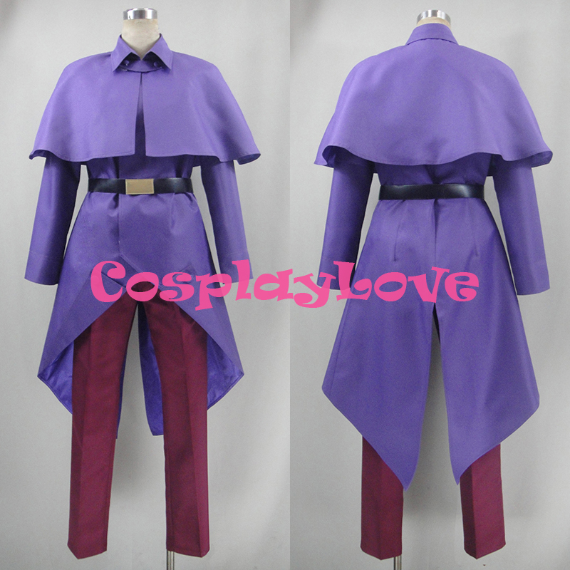 Новый костюм для косплея из японского аниме Hetalia: Axis Powers, Франция, высокое качество