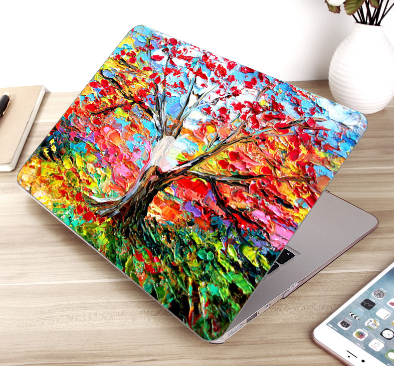 Oil Painting Case for MacBook 27