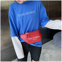 Fanny Pack For Women Waist Bag Fashion Waterproof Chest Handbag Belly Designer/Black Bags Pouch Purse