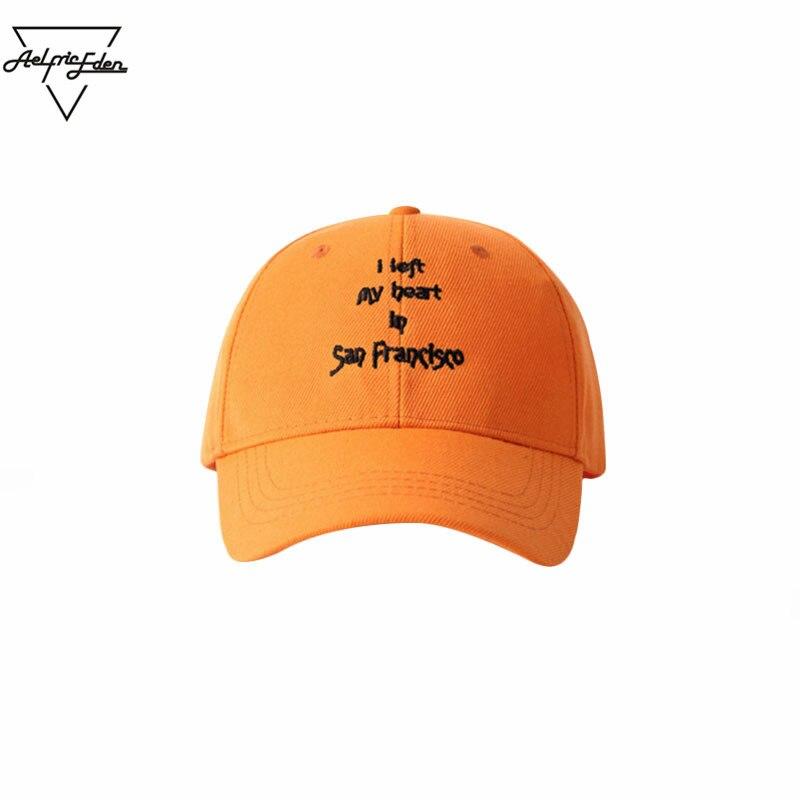 Prix pour Aelfric eden corée hippie réglable snapback casquettes j'ai quitté mon coeur Dans San Franclsco Broderie Hip Hop Baseball Chapeau Couple chapeaux