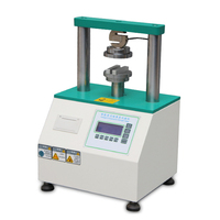 Byes/ border pressure strength tester / ring pressure strength machine board / ring pressure / carton edge pressure testing mach